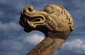 Norse Figurehead