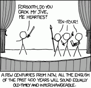 Comic from xkcd used under a Creative Commons license