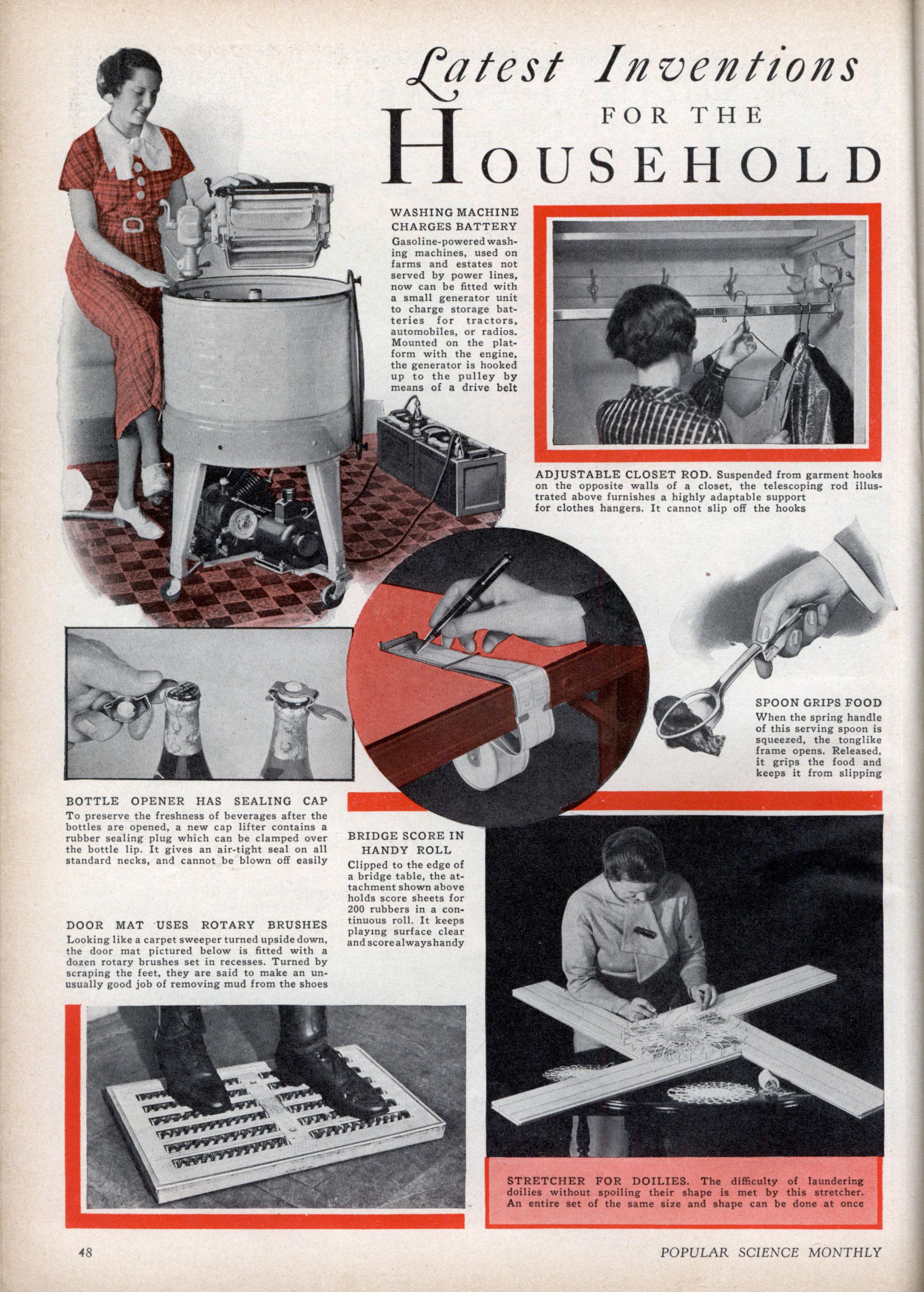 Inventions   Stephanie Huesler