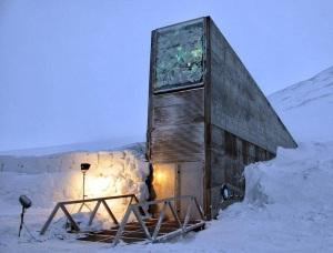 Svalbard Seed Vault