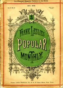 Frank Leslies Popular Monthly - 1878