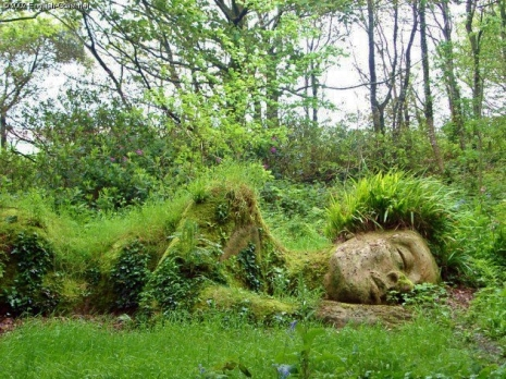 Lost Gardens of Heligan, Cornwall