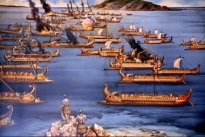 Battle of the Egadi Islands, 241 BC