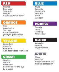 Colour & Mood Psychology