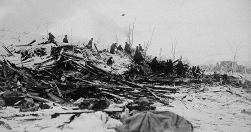 Halifax Explosion, 6 December 1917