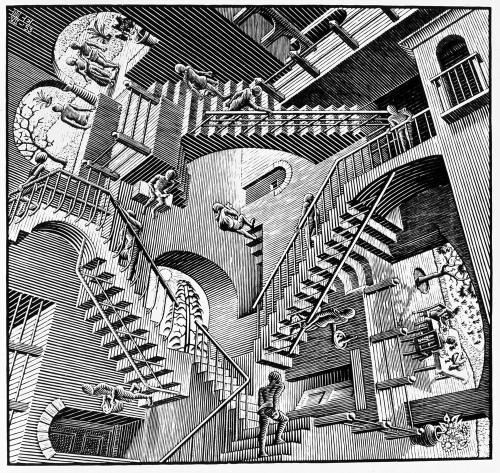 Escher-relativity 2
