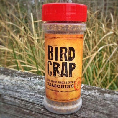 LIT - Bird Crap Seasoning