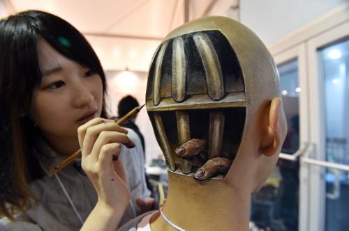 JAPAN-ART-PAINTING