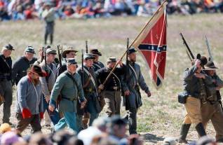 Civil War Re-Enactors - Newsobserver-com