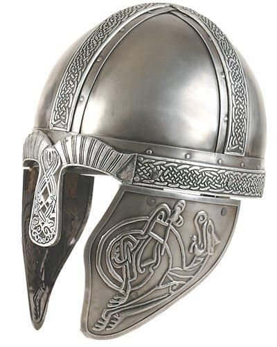 Real Viking Helmet