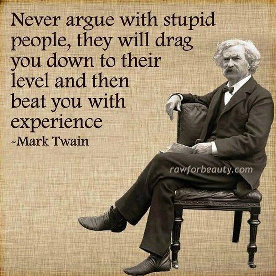 mark-twain-argue-stupidity-experience