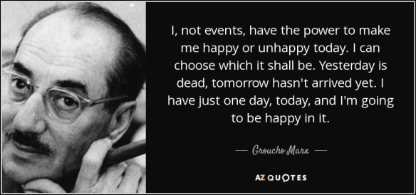 Quintus Quotes: Groucho Marx | Stephanie Huesler