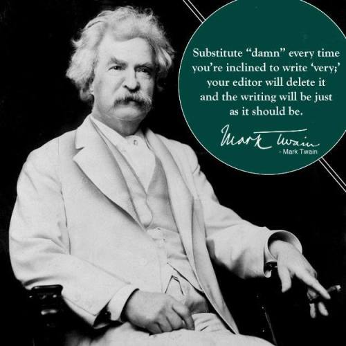 Mark Twain - Very, Damn