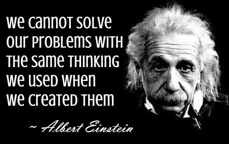 Albert Einstein - Thinking