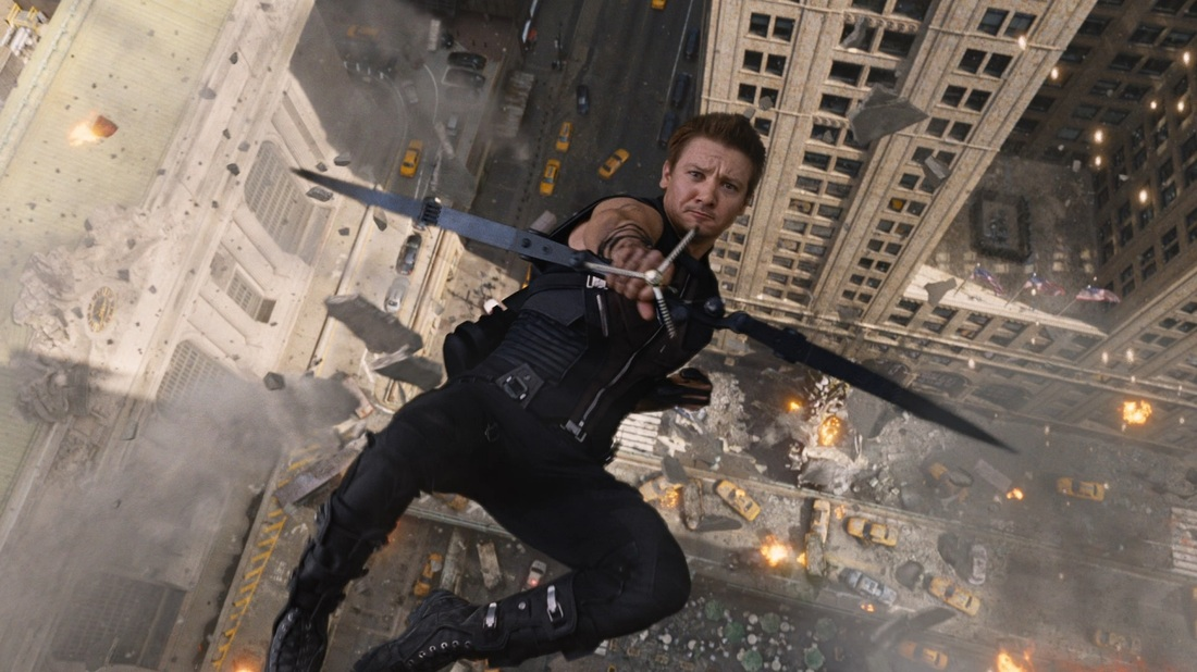 POV - Screenshot Marvel's Avenger's