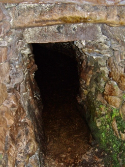 Day 8, 1.146 - Souterrain, Loch Eriboll, 21 July 2012