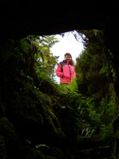 Day 8, 1.149 - Souterrain, Loch Eriboll, 21 July 2012