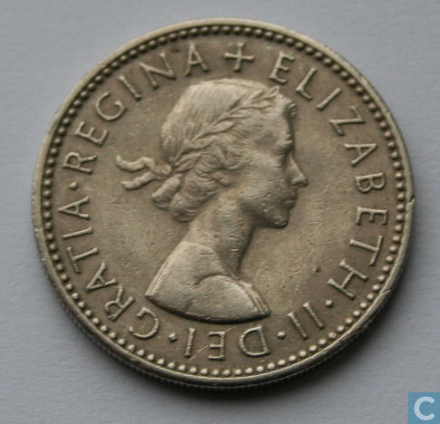 1 Shilling front