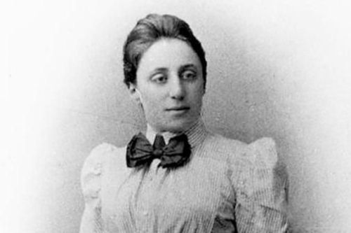 Amalie Noether, Mathmatician