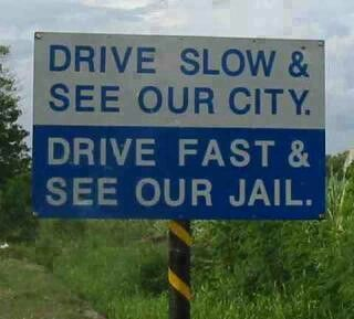Drive Slow, Fast