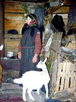 Agafia Lykov - Siberian Times
