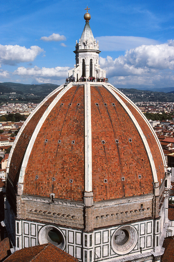 brunelleschi's dome, duomo of florence
