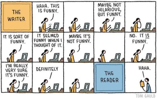 Writer vs Reader