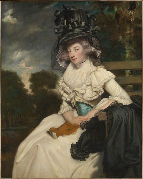 Mrs. Lewis Thomas Watson (Mary Elizabeth Milles, 1767–1818) by Sir Joshua Reynolds, 1789