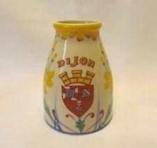 Dijon Hand-Painted Jar