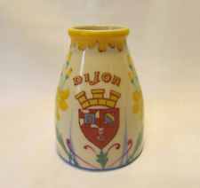 Dijon Hand-Painted Jar