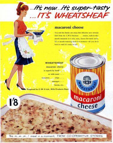 Mac & Cheese History