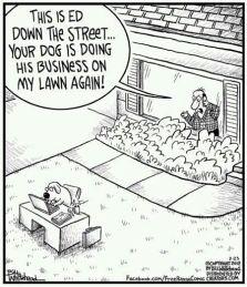 euphemism - Dog, Doing Business